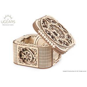 ugears-treasure-box
