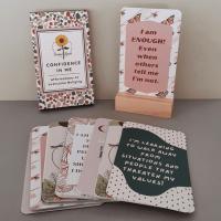 Affirmation cards